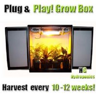 Mini Stealth Grow Box